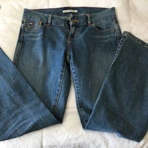 Tommy Hilfiger straight leg jeans gently used